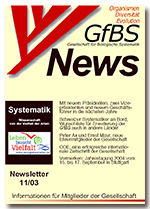 GfBS Newsletter 11