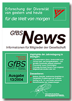 GfBS Newsletter 13